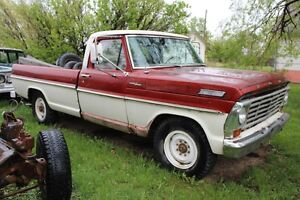 FORDS FORDS! 1960-1985 Ford trucks and MORE!