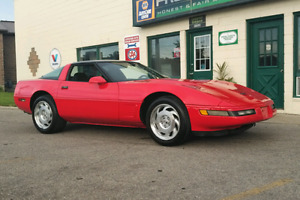 1995 Corvette LT1 Auto, $14999 certified and Etested