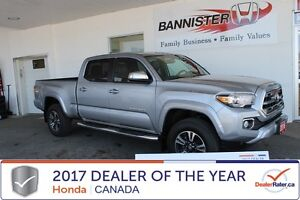2016 Toyota Tacoma Limited 4X4 V6 Leather Navigation