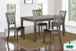 Grey Dinette Set