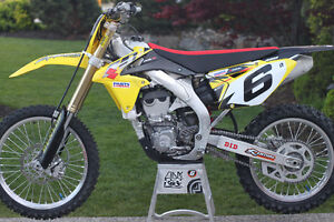 2014 RMZ 450 , 13 hours, New Tires, Like new