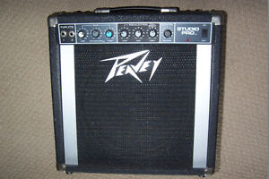 80 Watt Peavey Studio Pro Amplifier