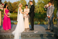 Marriage registration $150, Wedding Officiant