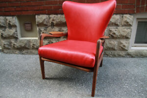 Adrian Pearsall LOUNGE CHAIR  (teak/walnut) MID CENTURY Design