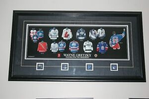 THANKS FOR THE MEMORIES WAYNE GRETZKY West Island Greater Montréal image 1