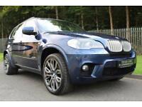 2011 11 BMW X5 4.4 XDRIVE50I M SPORT 5D AUTO 402 BHP