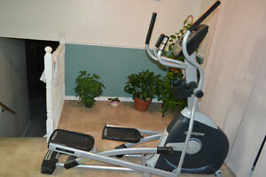 HORIZON FITNESS CE 5.2 ELLIPTICAL TRAINER for sale
