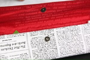 Authentic - Kate Spade Newspaper clutch - New! Kitchener / Waterloo Kitchener Area image 2