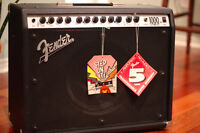 Fender Roc Pro 1000 Tube and Solid State Hybrid (100 Watts)