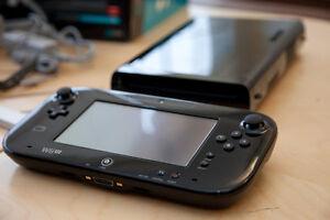 Wii U Excellente condition avec New Super Mario Bros U Installé+