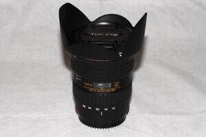 Brand New TOKINA AT-X PRO SD 12-28 f4 IF DX Canon EF Mount