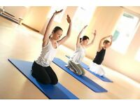 PILATES in Ealing Lunchtime
