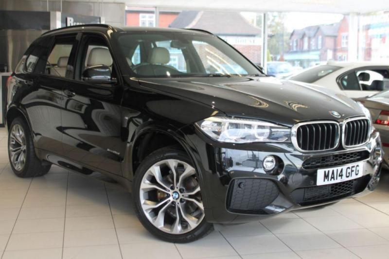 2014 14 BMW X5 2.0 XDRIVE25D M SPORT 5D AUTO 215 BHP DIESEL
