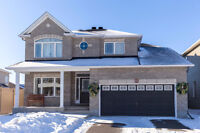 Immaculate, stately 6 bed/5 bath family home in Bradley Estates!