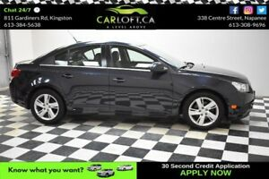 2014 Chevrolet Cruze DIESEL-LEATHER*BLUETOOTH*HEATED SEATS