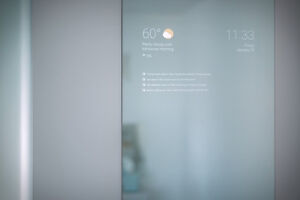"""2-way Acrylic Mirror for up to 24"""" Smart Mirrors"""