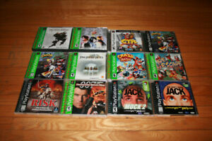 Playstation 1 games