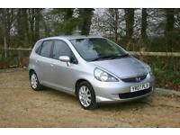 IMMACULATE HONDA JAZZ 1.4 SE done 76421 Miles with SERVICE HISTORY and NEW MOT