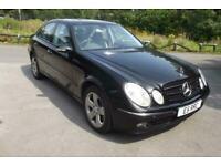 2004 Mercedes-Benz E Class 5.0 E500 Avantgarde 7G-Tronic 4dr Auto Saloon Petrol