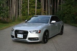 2014 Audi A4 Technik LIMITED S-LINE Quattro 2.0T TFSI