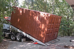 Used Shipping/ Sea Can Containers FOR SALE!!!! Kingston Kingston Area image 2