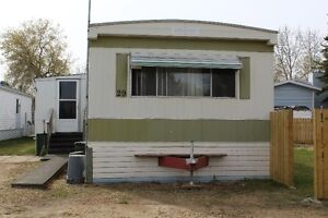 Camrose Mobile Home For Sale-REDUCED