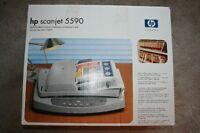 HP SCANJET 5590 DIGITAL FLATBED SCANNER-LIKE NEW