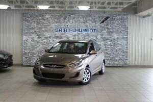 2013 Hyundai Accent BLUETOOTH, SIEEGS CHAUFFANTS GL BAS KM