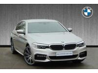 2018 BMW 5 Series 540i xDrive M Sport Saloon Auto Saloon Petrol Automatic