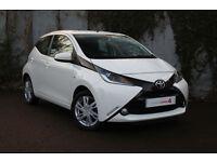 Toyota Aygo 1.0 VVT-i x-pression PETROL MANUAL 2014/64