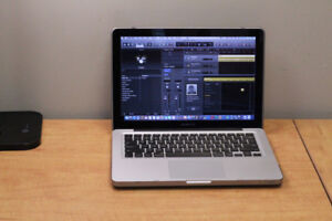 """Early 2011 MacBook Pro 13"""" – 240 GB SSD – Works Great"""