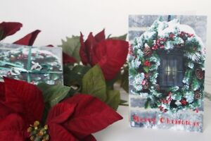 Christmas Cards by Janet Simmonds