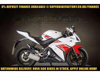 2013 13 YAMAHA YZF-R125 125CC 0% DEPOSIT FINANCE AVAILABLE