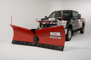 Western Snow Plows - Snowplow BLOWOUT