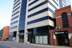 One St. Paul Street - Upscale Downtown Office & Retail Space