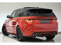2020 Land Rover Range Rover Sport 5.0 P575 V8 SVR Auto 4WD (s/s) 5dr SUV Petrol