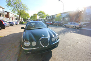 2001 Jaguar S-TYPE en bonne condition