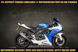 2014 64 SUZUKI GSXR750 750CC 0% DEPOSIT FINANCE AVAILABLE
