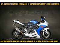 2014 64 SUZUKI GSXR750 750CC 0% DEPOSIT FINANCE AVAILABLE