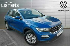 image for 2020 Volkswagen T-ROC DIESEL HATCHBACK 1.6 TDI S 5dr SUV Diesel Manual