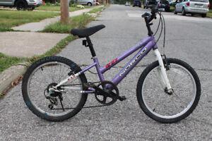 """Girls 16"""" Norco Bike"""