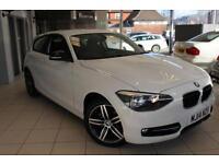 2014 14 BMW 1 SERIES 1.6 116I SPORT 3D 135 BHP