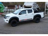 2016 Isuzu D Max 2.5TD Double Cab 4x4 Seeker Fury edition VatQ OVER 3K SEEKER...