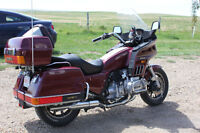 1986 Honda Goldwing for sale