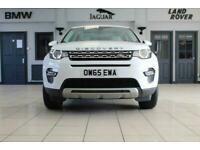 2016 65 LAND ROVER DISCOVERY SPORT 2.0 TD4 HSE 5D 150 BHP DIESEL