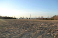 Building lot with view of the Bay of Fundy