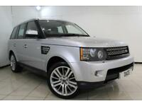 2012 61 LAND ROVER RANGE ROVER SPORT 3.0 SDV6 HSE 5DR AUTOMATIC 255 BHP DIESEL