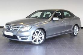 2011 MERCEDES C-CLASS C220 CDI BLUEEFFICIENCY SPORT ED125 SALOON DIESEL