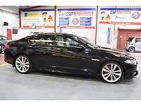 2014 64 JAGUAR XF 3.0 D V6 S PORTFOLIO 4D AUTO 275 BHP DIESEL
