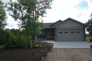 Gorgeous New Home on Large Mature Corner Lot in Stirling